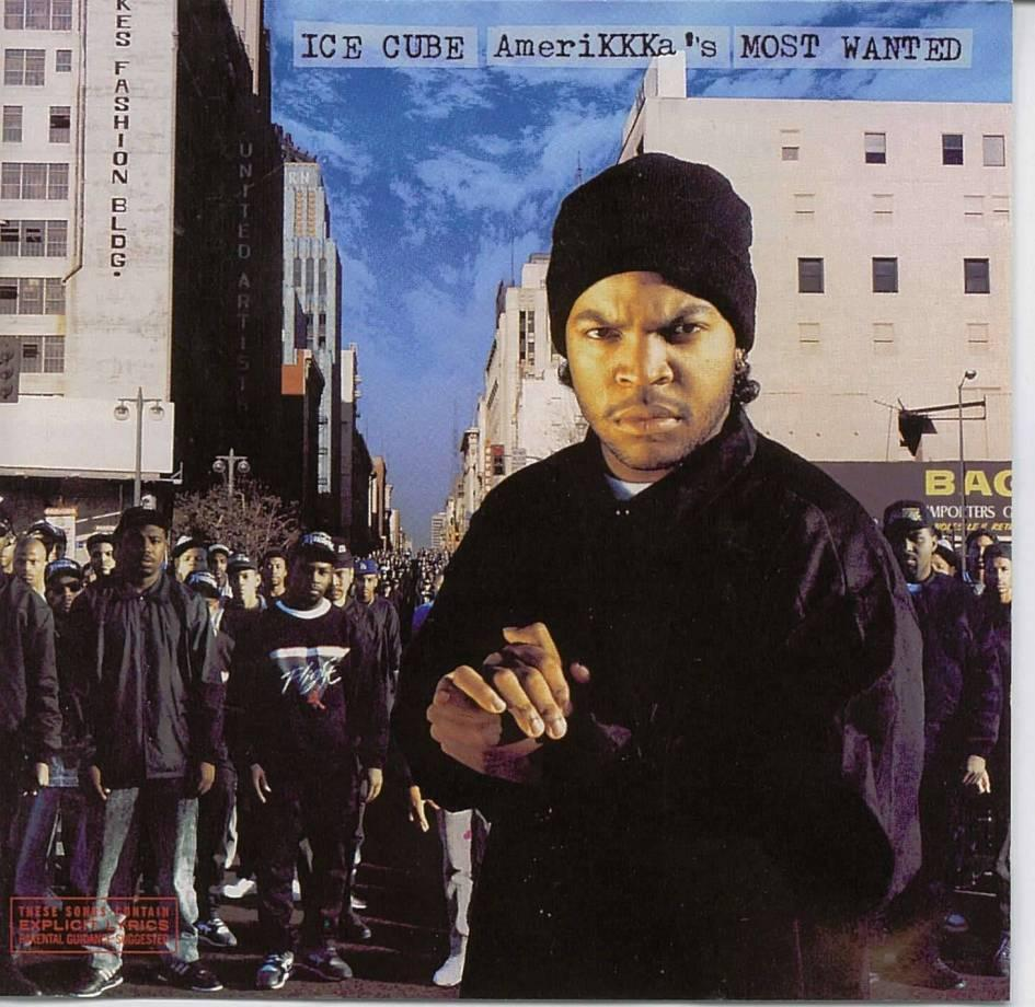 Ice cube amerikkka s most wanted album